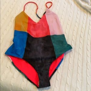 Mara Hoffman Swimsuit (new with tags)